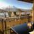 湖山亭うぶや - 内観写真:朝食時窓から