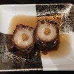 鮨 坂本 - ⒉蛸 千葉久里浜産