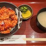 122524368 - 豚丼 ¥990