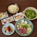 まぐろ人 - 宴会メニュー!ねぎま鍋コース