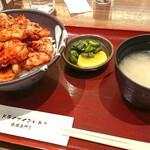 122524444 - 豚丼 ¥990