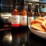 フグレントウキョウ - OSLOのビールあります。