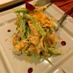 taachi - 明日葉のサラダ
