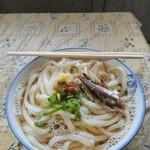 宮川製麺所 - うどん(大)
