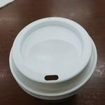 122532765 - フランスドッグプレーンセット。コーヒー。