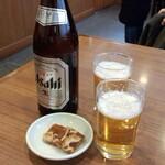 122533043 - 生ビール(中)(630円)