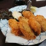 勇魚 - カキフライ