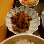 小料理 はかた伊達 - 青椒肉絲?