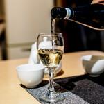 中国茶寮 一華 - ワイン