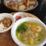 Chou Chou - 自家製スープとジュレのコース