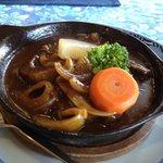 民家レストラン伊萬里亭 - 伊万里牛のビーフシチュー