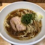 佐々木製麺所 - 料理写真:醤油ラーメン