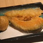 美食 個室・炭火焼・ワイン 縁 - 揚物
