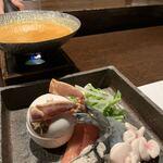 海鮮料理 雲丹しゃぶしゃぶ 工藤 -