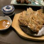 広小路キッチンマツヤ - ひとくち焼きギョウザ