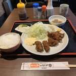 みづま - カキフライ(1,080円)。