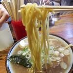 長寿軒 - 麺リフト