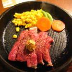 ペッパーランチ - ワイルドステーキ(150g)