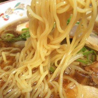 つちのこ - 麺はチュルチュル