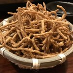 遊喜 - 揚げ蕎麦