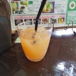 122557998 - グレープフルーツジュース