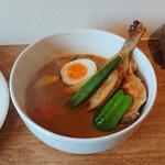 スープ カリー チョップ - 料理写真: