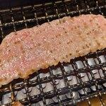 焼肉本舗 ぴゅあ - 和牛赤身焼きしゃぶ