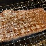 焼肉本舗 ぴゅあ - 和牛赤身味わいステーキ