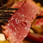 セラフェ - 肝臓ステーキ