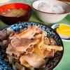 はまぐり食堂 - 料理写真:肉皿定食