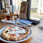 PIZZA CHECK - マルゲリータ