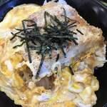 名代 箱根そば - カツ丼も美味しい!