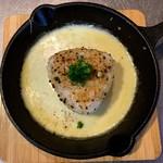 やきとり鳥花 - 焼オニチーズ