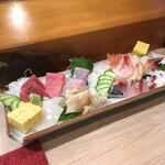 松寿司 - 刺盛り