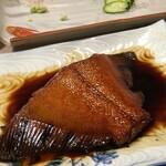 松寿司 - カレイの煮付け