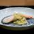 安久 - 料理写真:松葉蟹 味噌と山葵のソース