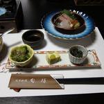 日本料理 旬坊 - 会席