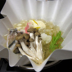 日本料理 旬坊 - みぞれ鍋