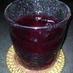 道楽もん - ブルーベリー梅酒
