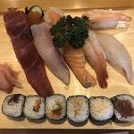 大船鮨 - 料理写真:ランチB 1,540円