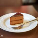 カフェ ミクニズ - ガトーショコラ