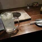 122584140 - せんベロセット(生搾りレモンサワー)