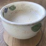 マイカフェ - カフェオレ¥550
