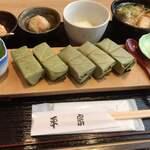 柿の葉ずし 平宗 - 料理写真:奈良ランチ