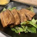 外灘紅緑灯 - 東坡肉(トンポーロウ)ランチ(¥1000)