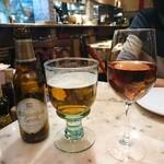 122594985 - グラナダの地ビールアルハンブラとキール