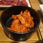 焼肉ライク - キムチ