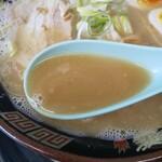 122597552 - 濃厚豚骨スープ