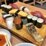 寿司の美登利総本店 - 梅握り