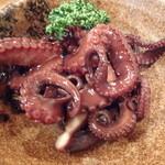 活魚料理 みよし酒蔵 - 料理写真:小だこ煮付け